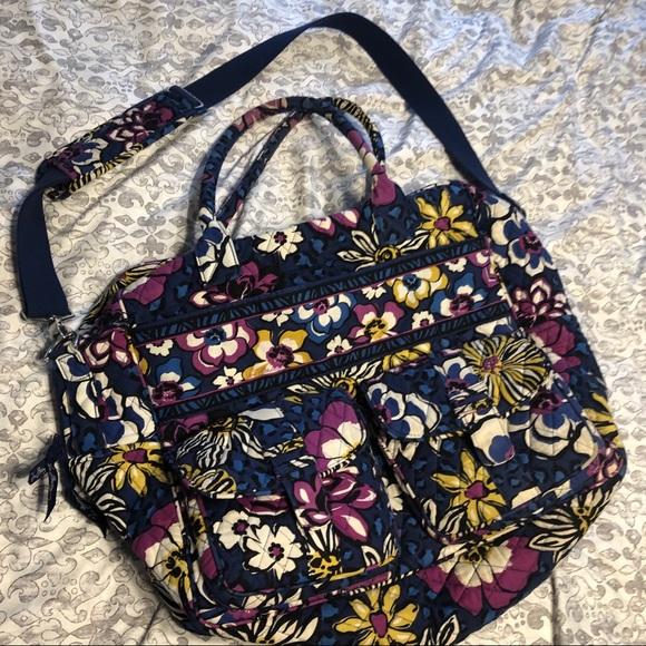 Vera Bradley Handbags - Vera Bradley Weekender Bag